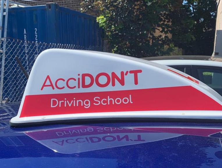 Driving Instructor - Karen at AcciDON`T