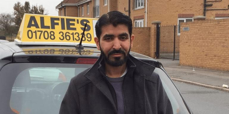 Driving Instructor - Omer Alfies Driving School