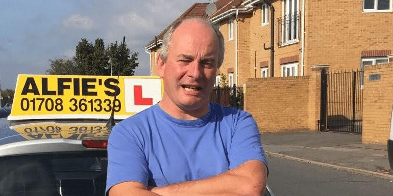 Driving Instructor - Simon at Alfies Driving School