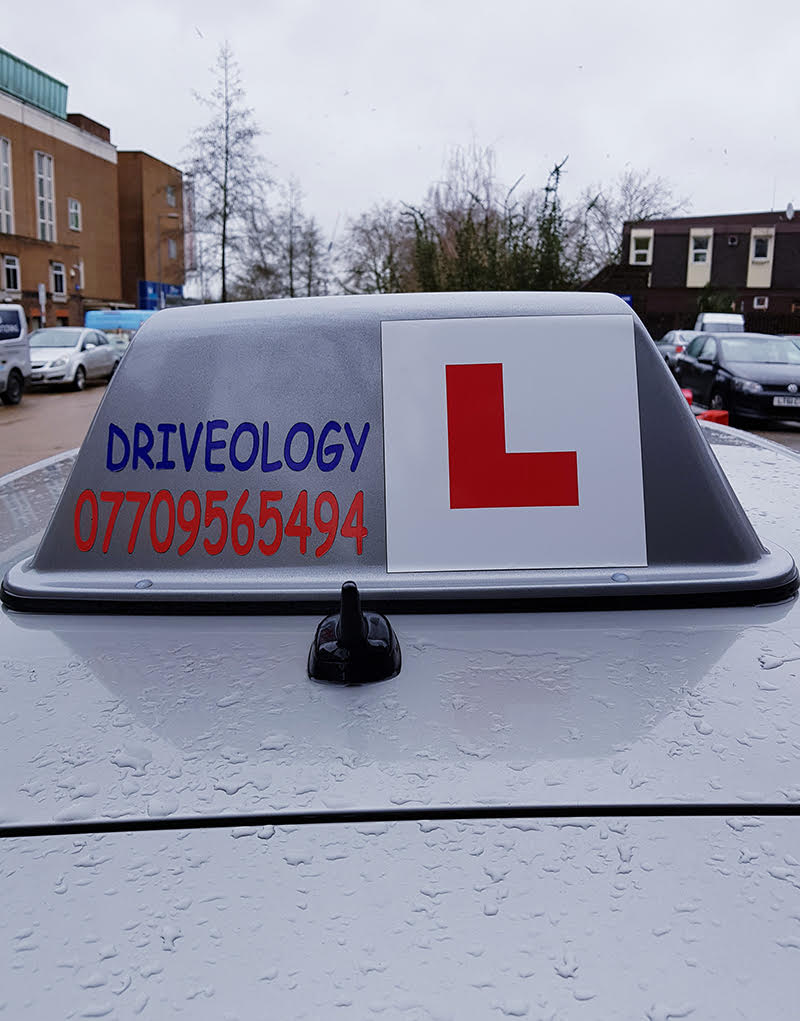 Driving Instructor - Driveology