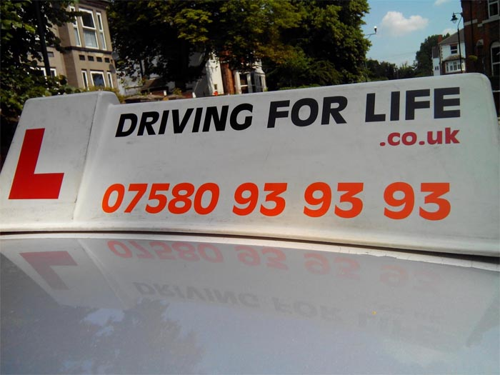 Driving Instructor - Driving for life
